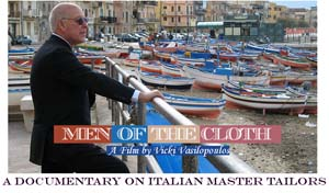 Men of the Cloth Tailor Film