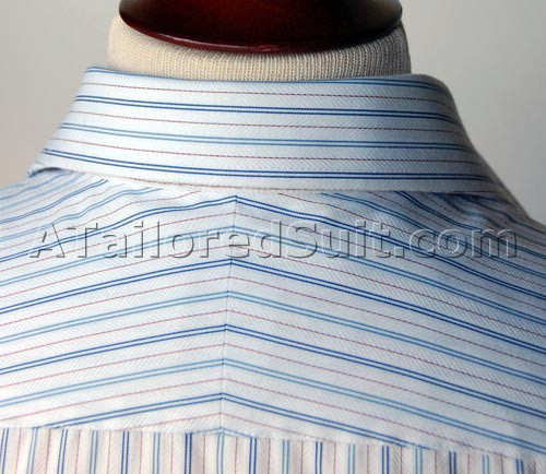 men's handmade dress shirt