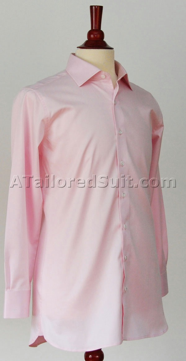Pink Tailored Shirt
