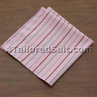 Сложить носовой платок с острым краем