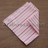 Способ правильно сложить мужской носовой платок