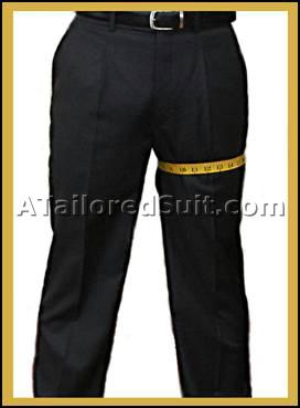 Men's Trouser Thigh Measurement