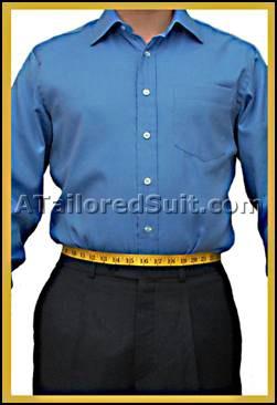 Men's Trouser Waist Measurement