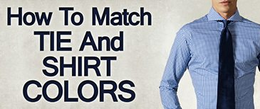 Mens-Neckties-How-to-Match-Tie-and-Shirt-Colors