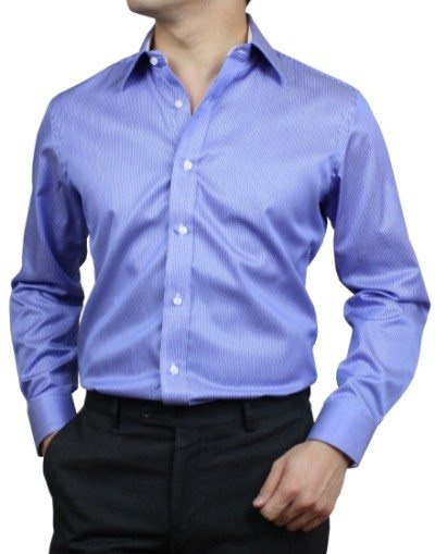 Learn About Mens Dress Shirts, Men's Shirt Collars & Cuffs