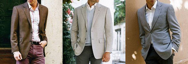 Intro Mens Sport Jacket, When to Wear Sports Jackets