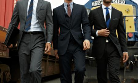 Intro Mens Suit Color, How to Choose a Men's Suit Color