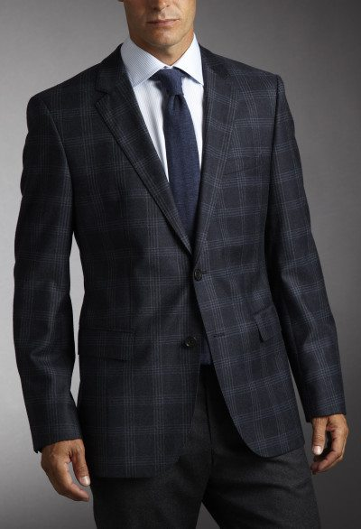 Intro Mens Suits, Men's Suit Jacket Overview