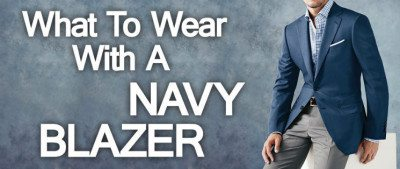What to Wear - Mens Blazer, Men's Navy Blue Blazers, How to wear a ...