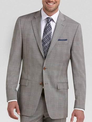 Men's Light Grey Suit Article - How to wear a custom bespoke light