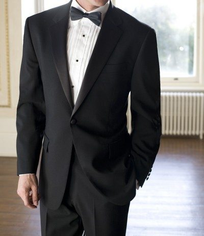 Understanding Black Tie - Mens Tuxedo and Formalwear, Black-tie ...