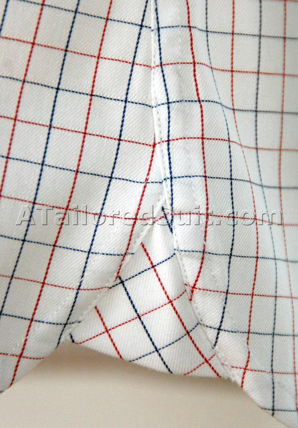 custom shirt botton quality