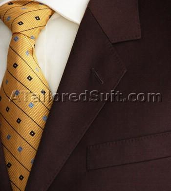 цвета классического мужского костюма