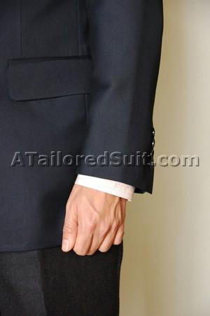 Длина манжетов мужского пиджака