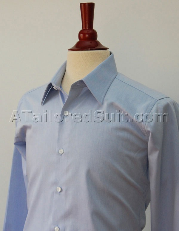 Mens dress shirt details men s collars cuffs split yoke for Custom suits and shirts