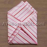 Как красиво сложить мужской носовой платок