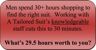 why shop online custom clothier