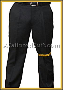 Men's Trouser Knee Measurement