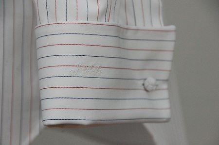 cuff-shirt monogram