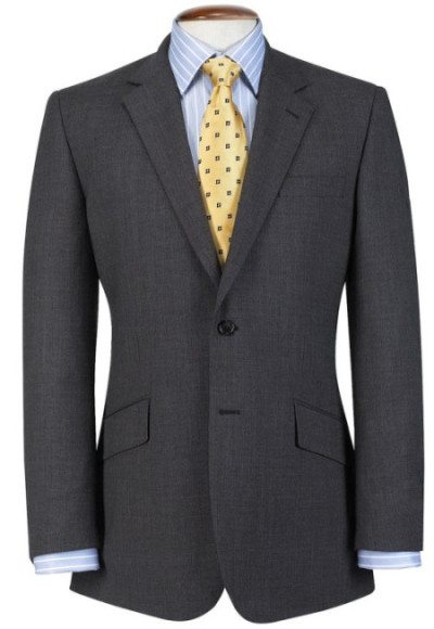 mens charcoal gray suit article how to wear a custom
