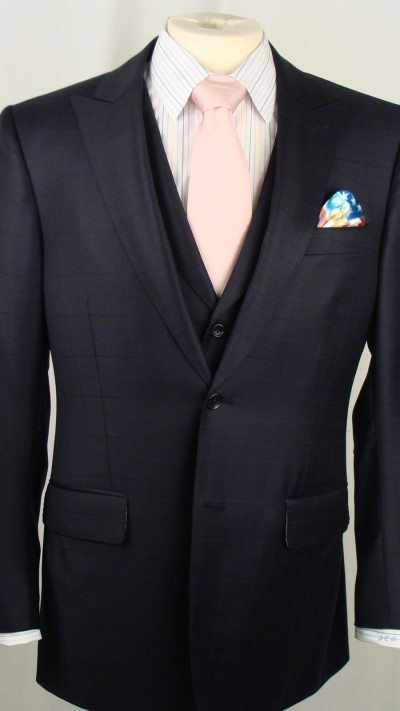 Advantages of the Three-Piece Suit