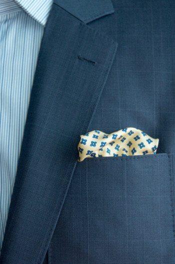 Mens Pocket Square Folding Men S Handkerchief Fluting