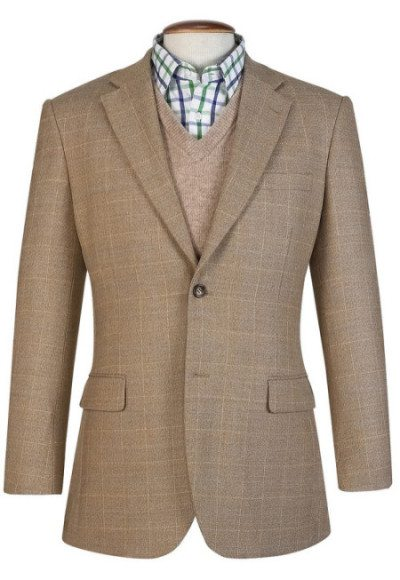 Men s tan khaki taupe suit article how to wear a for What goes with taupe