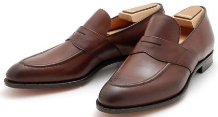 Dress LOAFER Church Pintuck