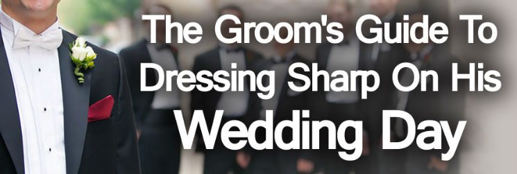 How To Dress Sharp For Wedding | Man's Illustrated Guide For